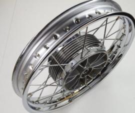 Nové kompletné koleso Jawa 18x2,15
