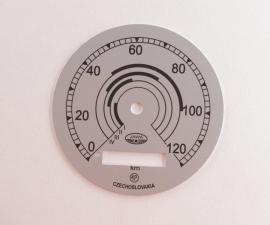 Ciferník tachometra Pérák krúžok