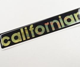 Nálepka Jawa 362 Californian - zaliatá