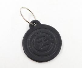 Prívesok na kľuče ČZ - čierny
